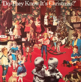 "Band Aid - Do They Know It's Christmas? (12"") (VG/VG)"